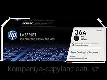 Картридж лазерный HP 36A (CB436AF)