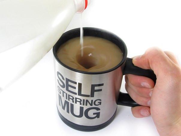 "Термокружка - миксер ""Self Stirring Mug"""