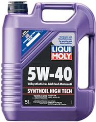 SYNTHOIL HIGH TECH SAE 5W-40 5л