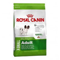 Сухой корм для собак мелких пород Royal Canin X-Small Adult
