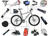 Запчасти и аксессуары для велосипедов