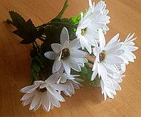 Букет белых ромашковидных хризантем (искусственный), фото 1