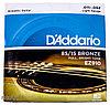 Струны для акустической  гитары Daddario EZ 910, фото 2