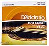 Струны для акустической гитары Daddario (bronze) EZ900, фото 2