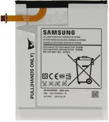 Заводской аккумулятор для планшета Samsung Galaxy Tab 4 T230 (EB-BT230FBE, 4000mah)