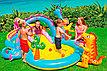 Надувной детский игровой центр-бассейн  333х229х112 см, V-280л, Intex 57135, фото 2