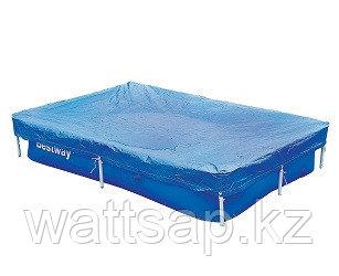 Тент для каркасного бассейна 300х201см (304х205см), Bestway 58106