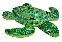 """Надувная детская игрушка-наездник 150х127 см, Intex 57524 """"Морская черепаха"""" , фото 1"""