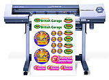 Изготовление наклеек, стикеров, тканевых и бумажных этикеток (от 7,5 тг за штуку), фото 2