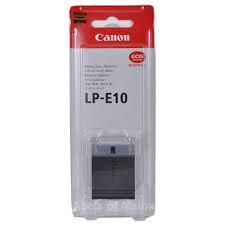 Аккумулятор CANON LP-E10 12 месяцев гарантия