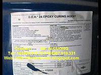 Отвердитель для эпоксидных составов D.E.Н.™ 24