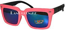 Детские Фотохромные солнцезащитные очки с УФ защитой (розовые)