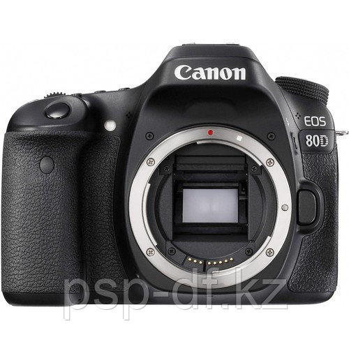 Фотоаппарат Canon EOS 80D Body гарантия 1 год