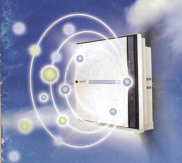 Набор фильтров для Системы Эйр Терапия Ион.