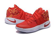 Баскетбольные кроссовки Nike Kyrie II (2) for Kyrie Irving красные, фото 2