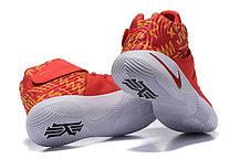 Баскетбольные кроссовки Nike Kyrie II (2) for Kyrie Irving красные, фото 3
