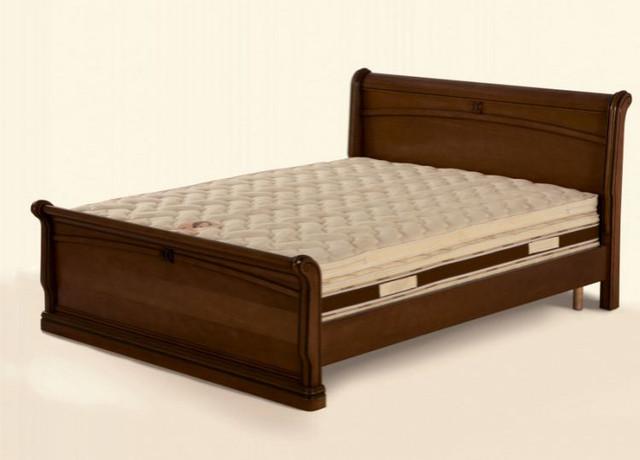 Кровать из натурального дерева Verdi