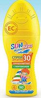 SUN MARINA KIDS спрей для безопасного загара SPF-30