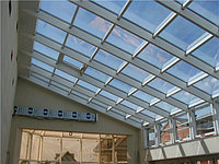 Светопрозрачные(стеклянные) крыши