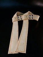 Лямки для тяги Fitsafe (2-х слойная кожа), пара, фото 1