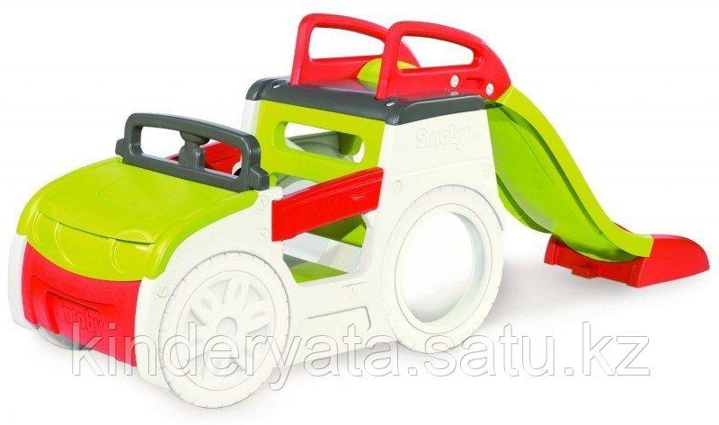 Горка -автомобиль SMOBY