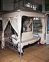 Качели садовые с шатром , фото 1