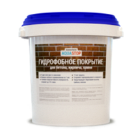 Аммерхайм Аквастоп гидрофобная пропитка для бетона, кирпича, камня