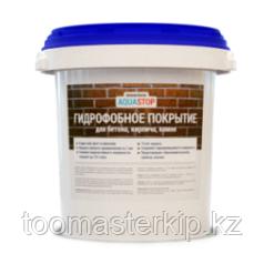 Аммерхайм Аквастоп — гидрофобная пропитка для бетона, кирпича, камня
