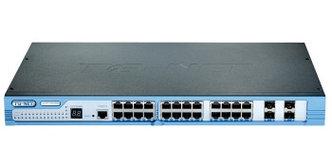 Управляемый коммутатор L2+ TG-NET S5300-28G-4TF