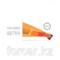 Автомобильный пылесос «Агрессор» с турбощёткой и фонарём, фото 2