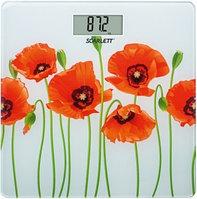 Весы SCARLETT SC-BS33E074 Маки