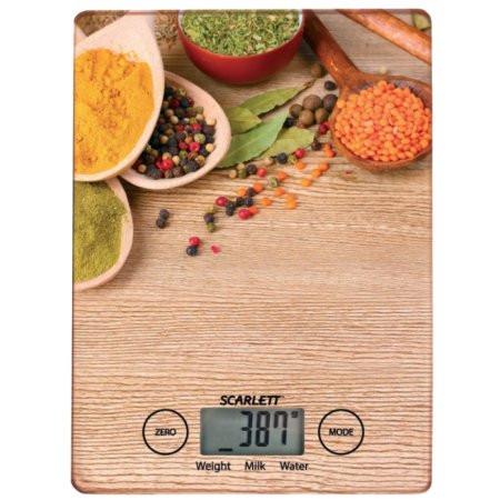 Весы кухонные SCARLETT SC-KS57P02