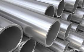 Трубы бесшовные из нержавеющей стали
