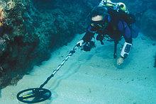 Металлоискатели подводные, подводно-грунтовые