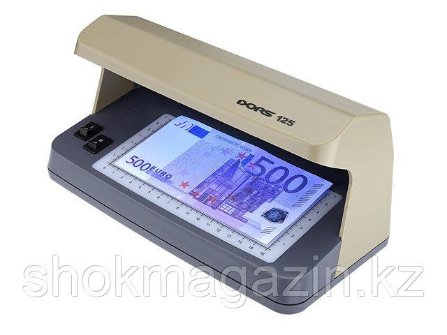 Детектор валют ультрафиолетовый DORS 125