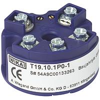 Модель T19 аналоговый преобразователь температуры WIKA