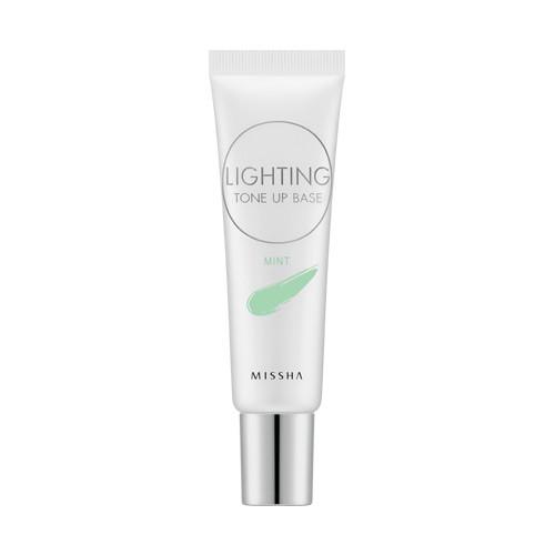 Осветляющая база под макияж Lighting Tone Up Base SPF30 PA++ (Mint)