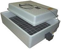 Инкубатор Несушка на 104 яиц (U=220/12В цифр.терм. с изм. влаж.) с автопереворотом