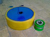 Колесо D=600mm на очистное сооружение