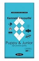 Сухой корм для щенков и юниоров Kennels' Favourite Puppy & Junior