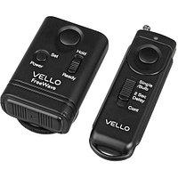Проводной/беспроводной (радио) пульт ДУ Vello RW-C1 для Canon/Fujifilm/Pentax/Samsung/Sigma