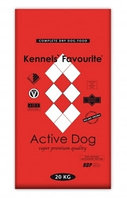 Сухой корм для молодых активных собак Kennels' Favourite Active dog