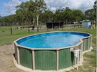 Каркасный бассейн: лучший друг для дачи