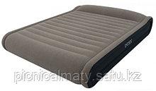 Кровать надувная двуспальная со встроенным насосом 152Х203Х41см Intex 67726