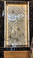 Мраморные интерьерные панели