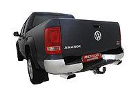 Спортивная выхлопная система Remus на Volkwagen Amarok