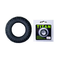 """Эрекционное кольцо """"TITAN"""", фото 1"""