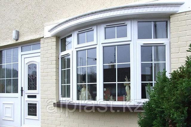 Металлопластиковые окна (ПВХ, пластиковые окна) - фото 2