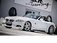 Оригинальный обвес Rieger на BMW Z4 E85