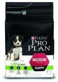 Pro Plan Puppy Medium Про План для щенков с курицей и рисом (12 кг), фото 1